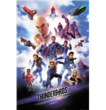 Thunderbirds Are Go - Keyart (Poster Maxi 61x91,5 Cm)