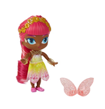 Mattel FHN27 - Shimmer And Shine - Bambola 15 Cm Capelli Lunghi - Minu
