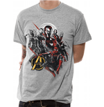 Avengers Infinity War - Good Mix (T-SHIRT Unisex )