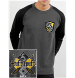 Harry Potter - House Hufflepuff (felpa Baseball Unisex )
