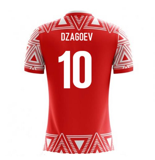 T-shirt Russia calcio 2018-2019 Home