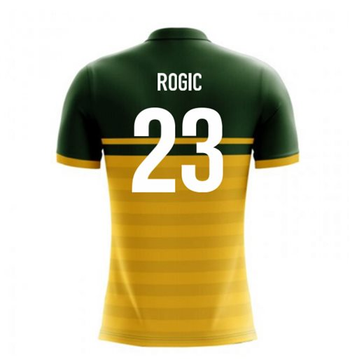 T-shirt Australia Calcio 2018-2019 Home