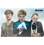 Doctor Who - Twice Upon A Time (Poster Maxi 61X91,5 Cm)