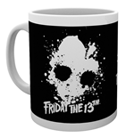 Friday The 13Th - Splat (Tazza)