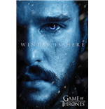 Game Of Thrones - Winter Is Here - Jon (Poster Maxi 61X91,5 Cm)