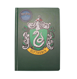 Harry Potter - House Slytherin (Quaderno A5)