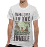 T-shirt Jungle Book - Welcome To The Jungle