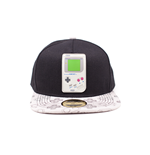 Nintendo - Gameboy Rubber Patch Snapback Multicolor (Cappellino)