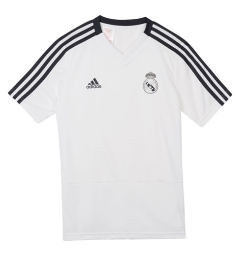 T-shirt Real Madrid 2018-2019 (Bianco)