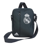 Borsello Real Madrid 2018-2019 (Grigio Scuro)