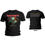 T-shirt Iron Maiden da uomo - Design: Legacy of the Beast Tour