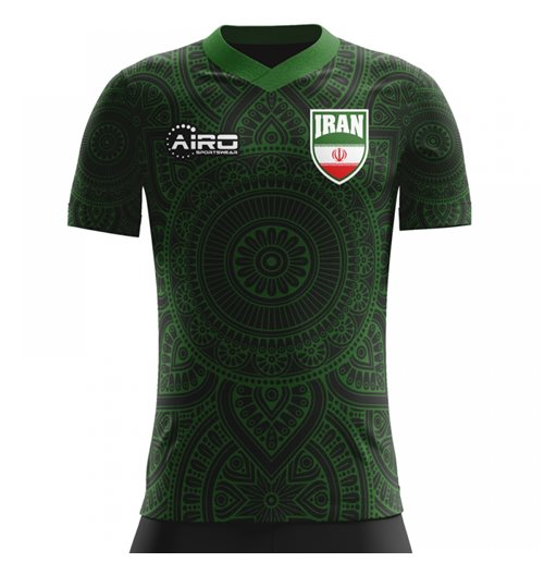 T-shirt Iran calcio 2018-2019 Third