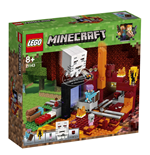 Lego 21143 - Minecraft - Il Portale Del Nether