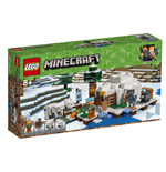 Lego 21142 - Minecraft - L'Igloo Polare