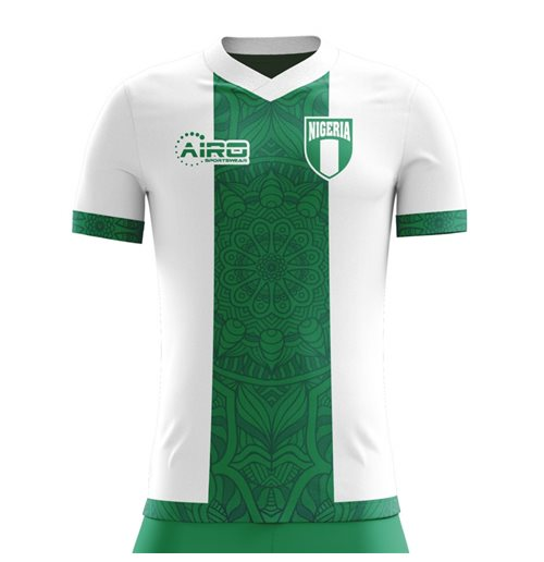 T-shirt Nigeria calcio 2018-2019 Away
