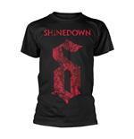 T-shirt Shinedown 301963