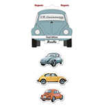 Vw Collection Beetle (Set 3 Magneti)