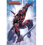 Deadpool - Action Pose (Poster Maxi 61x91,5 Cm)