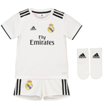 Kit da calcio per bambino Real Madrid 2018-2019 Home