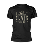 T-shirt Elvis Presley LEGEND