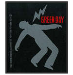 Toppa Green Day - Design: Lightning Bolt