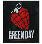 Toppa Green Day - Design: Heart Grenade