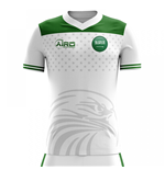 T-shirt Arabia Saudita Calcio 2018-2019 Home
