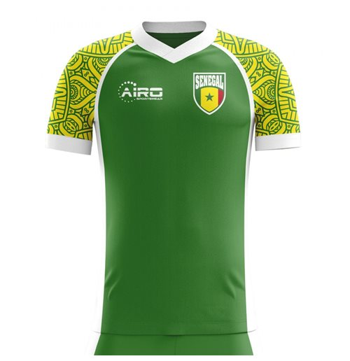 T-shirt Senegal Calcio 2018-2019 Away