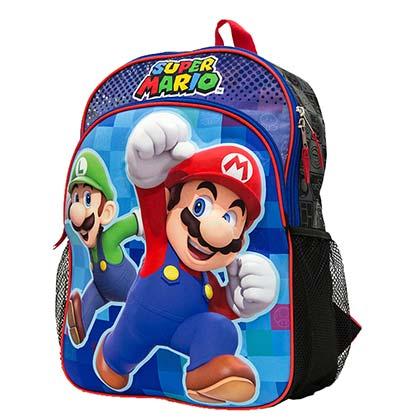 3f04a6538f Zaino Super Mario Originale: Acquista Online in Offerta