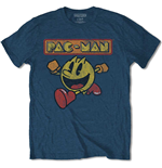 T-shirt Pac-Man da uomo - Design: Eighties