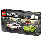 Lego 75888 - Speed Champions - Porsche RSR E 911 Turbo 3.0