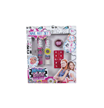 Maggie E Bianca - Fashion Friends - Nail Art Set Con 2 Smalti E Accessori
