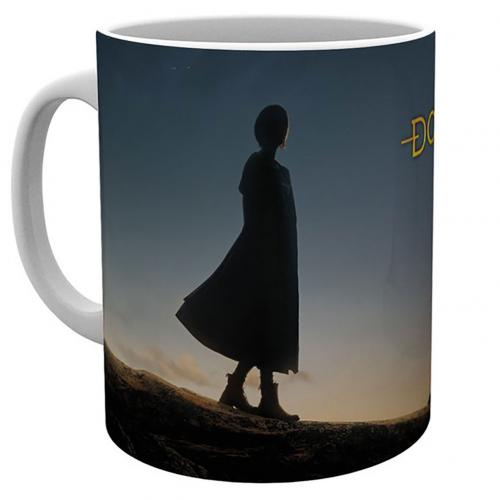 Tazza Doctor Who