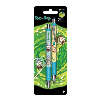 Penna Rick and Morty
