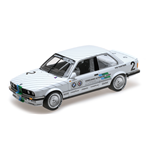 BMW 325I VOGELSANG AUTOMOBILE OLAF MANTHEY 3RD PLACE EIFELRENNEN DTM 1986