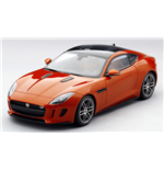 JAGUAR F-TYPE R COUPE' FIRESAND METALLIC TOP SPEED