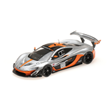 McLAREN P1 GTR PEBBLE BEACH 2015