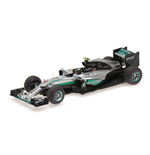 MERCEDES AMG W07 HYBRID NICO ROSBERG MONACO GP WORLD CHAMPION 2016