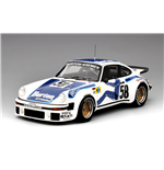 PORSCHE 934 #58 KREMER RACING WOLLEK GURDJIAN CLASS WINNER 24H LE MANS 1977 TOP SPEED