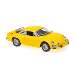 RENAULT ALPINE A110 YELLOW 1971
