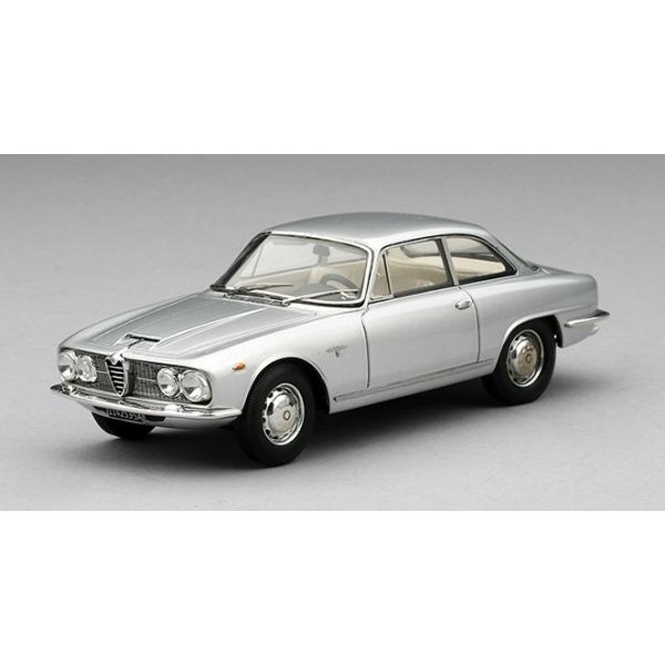 Acquista ALFA ROMEO SPRINT 2600 LIGHT SILVER 1962 Originale