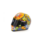 CASCO AGV VALENTINO ROSSI WORLD CHAMPION MOTOGP 2008