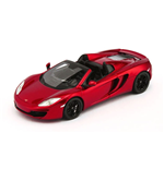McLAREN MP4-12C SPIDER 2013 VOLCANO RED