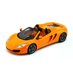 McLAREN MP4-12C SPIDER 2013 ORANGE
