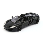 McLAREN MP4-12C SPIDER 2013 CARBON BLACK