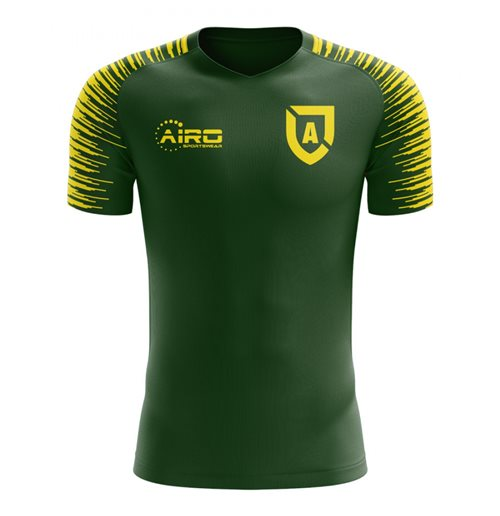 T-shirt Australia Calcio 2018-2019 Third