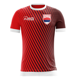T-shirt Serbia Calcio 2018-2019 Home
