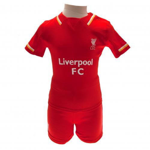 Acquista Kit Liverpool FC da bebè (6/9 mesi) Originale