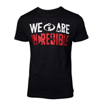 T-shirt The Incredibles 305261