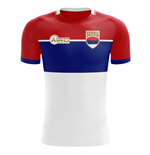 T-shirt Serbia Calcio 2018-2019 Away